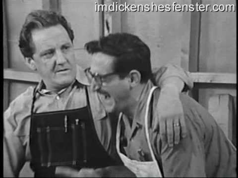 I'm Dickens He's Fenster episode The Joke starring John Astin and Marty Ingels