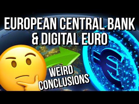 ? ECB ANNOUNCING DIGITAL EURO ? + BITCOIN TURNING BULLISH?