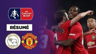 Résumé : Odion qualifie Manchester United, Rooney étincelant contre son ancienne équipe !