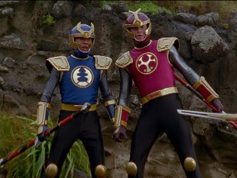 "Power Rangers Ninja Storm - Power Rangers vs Thunder Rangers | Episode 11 ""Return of Thunder Part 2"""