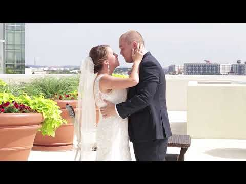 Andrea & Chris Wedding Reel: Baltimore Museum of Industry 7/16/17