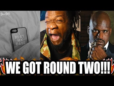 Shaq & Damian Lilard Round 2! | I Rest My Case & Second Round Knockout (REACTION)
