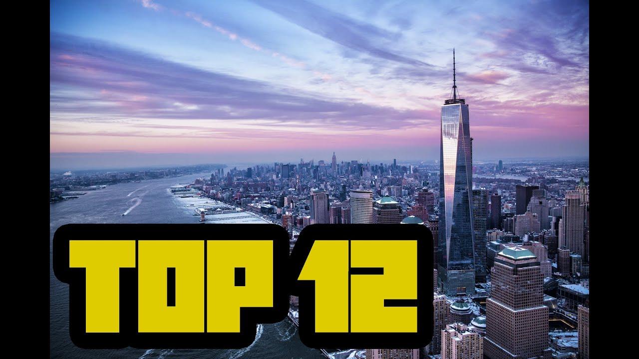 Top 12 Los Edificios Mas Altos Del Mundo Para El 2020