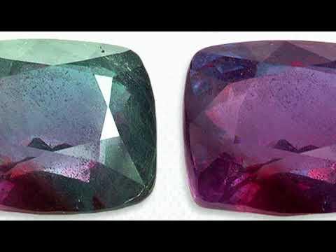 """Выпуск II Драгоценный камень Хризоберилл """"Diamonds For You"""""""