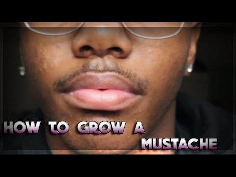 HOW TO GROW A MUSTACHE/ BEARD FOR TEENAGERS + FACIAL HAIR TIPS 2018