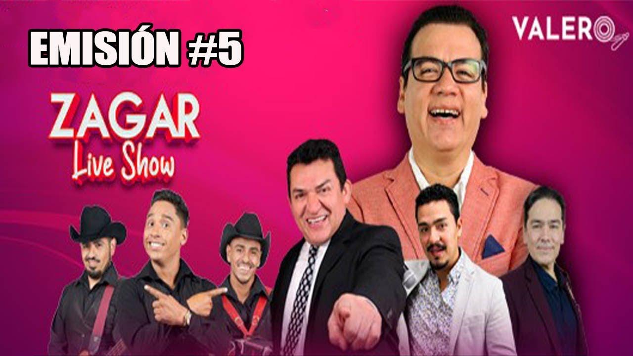 Zagar Live Show - 5º Emisión