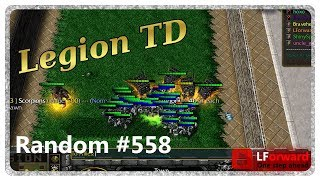 Legion TD Random #558 | Good Start - Bad Aggro