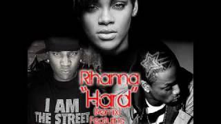 "Rihanna feat Arie Dixon & Young Jeezy - ""Hard (Jacked)"""