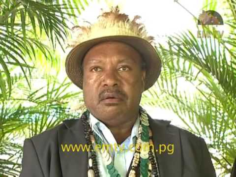 PNG One Nation Party Leader, Joseph Tonde Confident the Party Will Win Seats in this Election