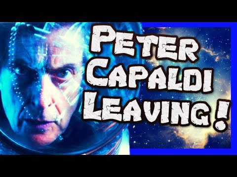 Peter Capaldi Leaving Dr Who - Plus Two Conspiracy Theories Coming True!