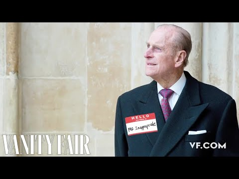 Why Is Queen Elizabeth's Husband Philip A Prince And Not A King? - Vanity Fair's Royal Watch