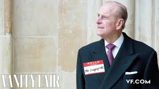 Gambar cover Why is Queen Elizabeth's Husband Philip Not a King? | Vanity Fair