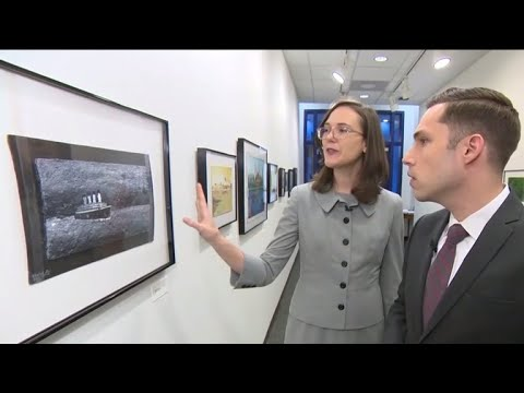 Controversial exhibit of art by Guantanamo Bay detainees