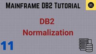 Mainframe Db2 Tutorial   11