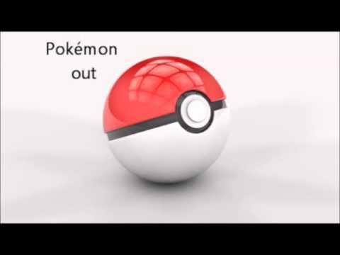 Sound Effects - Pokémon Anime (#7): Pokémon Out - YouTube