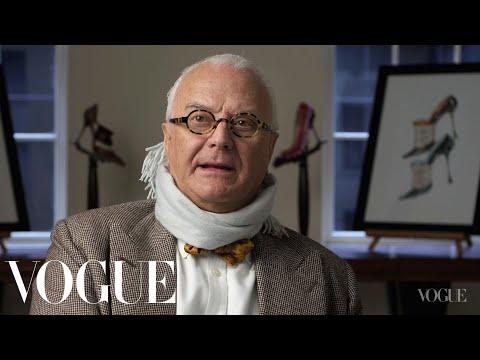 Manolo Blahnik - Vogue