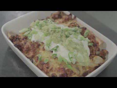 How To Cook Pork Enchilada