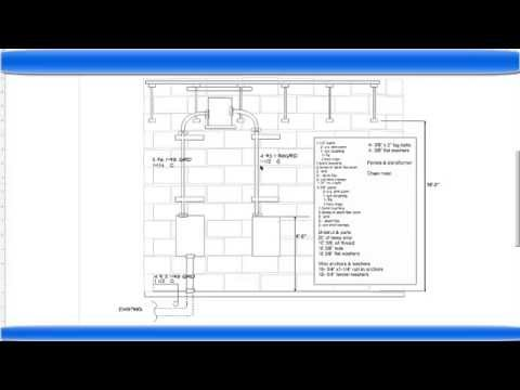 Materials to Install Electrical panels & 45 KVA Transformer ... on