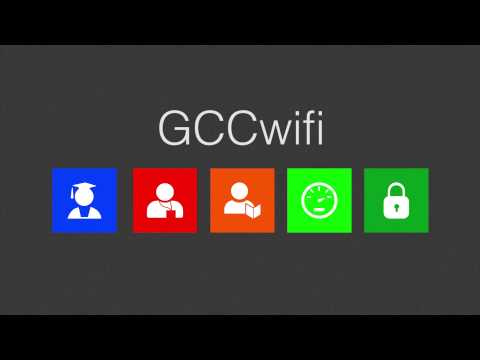 Introduction to GCC's Wireless Network
