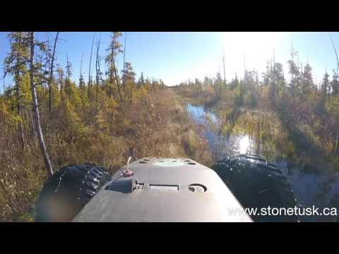 Swamp Buggy - Remote Well Inspection 4