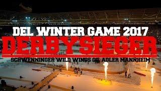 Das DEL Winter Game 2017... // VLOG #001