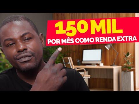 COMO GANHAR 150 MIL POR MÊS DE RENDA EXTRA EM ANGOLA E AINDA TER TEMPO PARA FAMÍLIA / INFALÍVEL