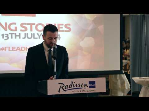 26th Galway Film Fleadh Programme Launch - Programmer's Speech