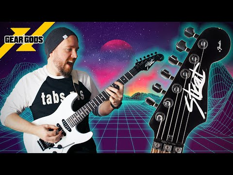Let's Write a Song With a FENDER HM STRAT Reissue! | GEAR GODS