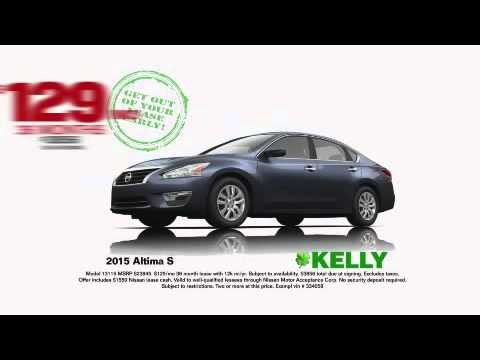 kelly nissan of route 33 - youtube