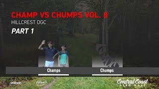 Champs vs Chumps Vol. 8 - Simon Lizotte and Paige Pierce - Part 1
