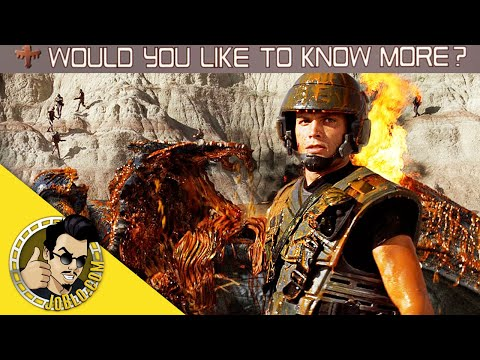 Starship Troopers  WTF Happened To This Movie?