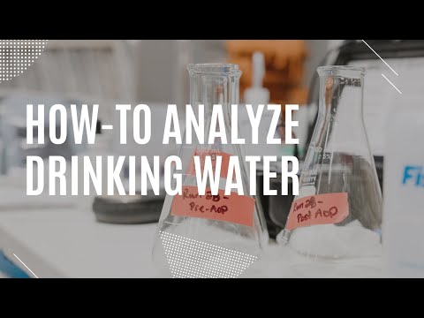 How To Analyze Total Chlorine Residual