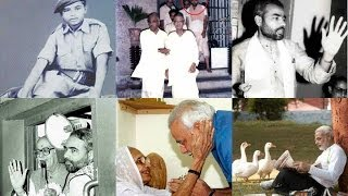 Narendra Modi and his journey - Unseen and rare pictures of NaMo