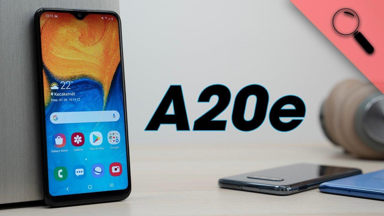 Bedienungsanleitung Samsung A20e