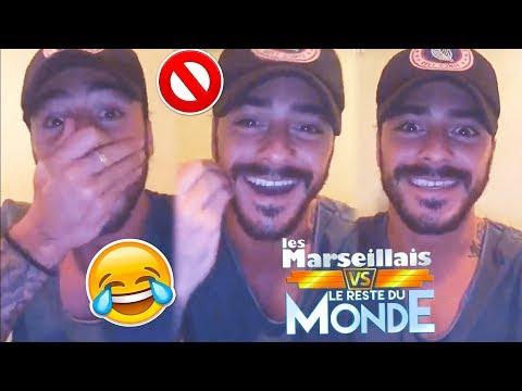 Benji BALANCE sur CARLA & KEVIN dans LES MARSEILLAIS VS LE RESTE DU MONDE 3