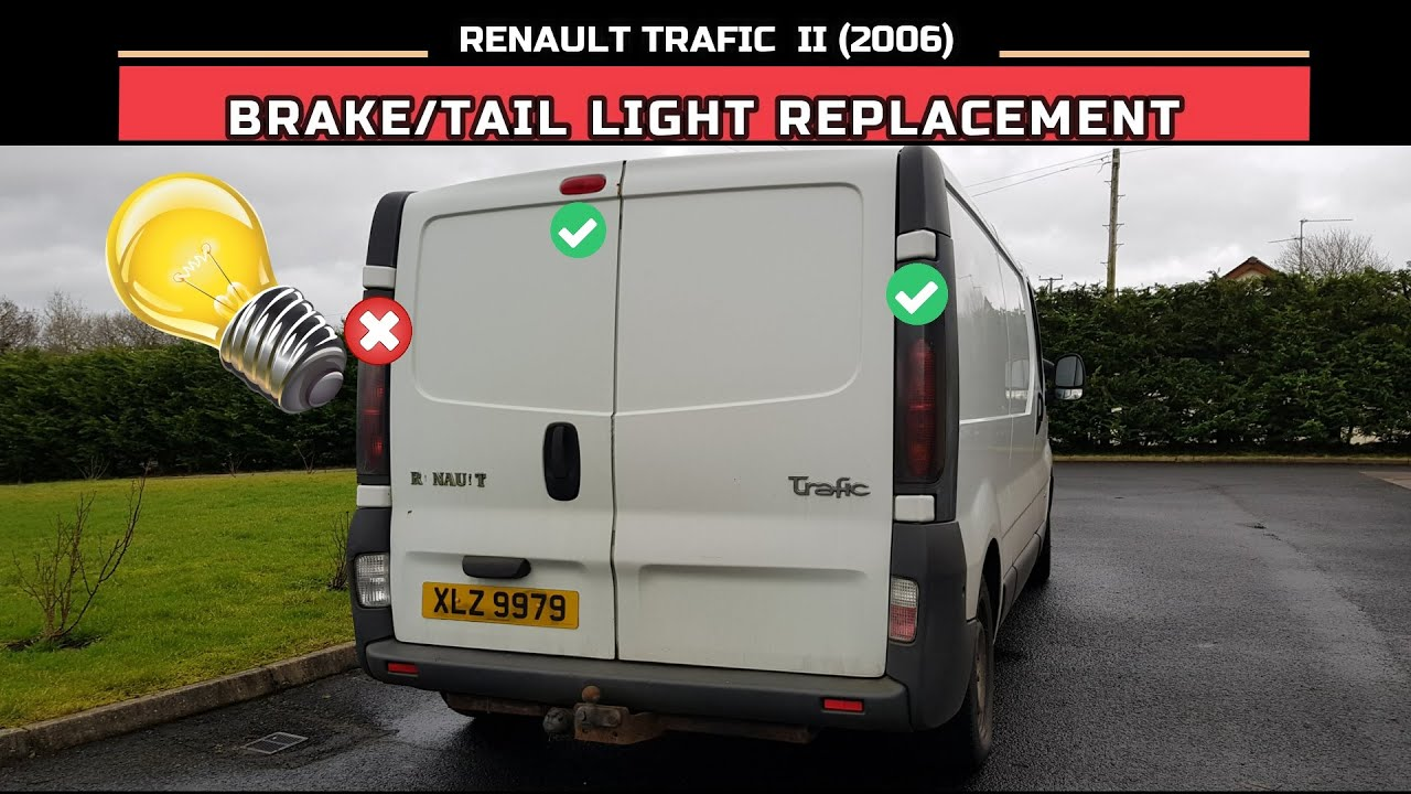 15m cable for Renault Trafic from 2014 rear view camera including in 3rd stoplight Opel Vivaro and Nissan Primastar