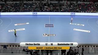 Final4  Buxtehuder SV vs Füxxe Berlin Halbfinale 15.05.2015
