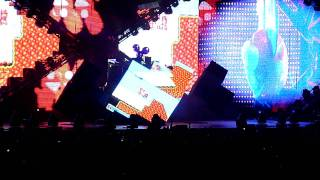deadmau5 - Animal Rights - Live @ Roger