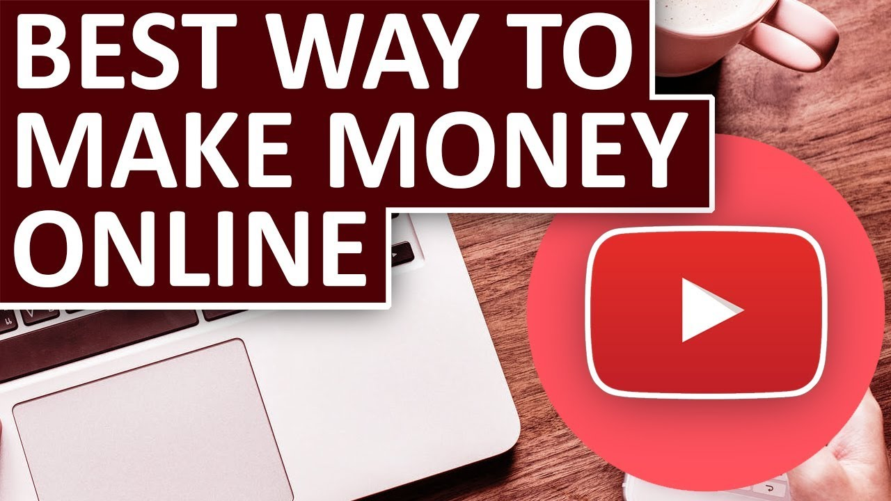 Number One Way To Make Money Online (2019) - Even As A Broke Beginner