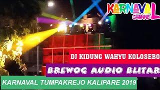 Gambar cover DJ KIDUNG WAHYU KOLOSEBO SLOW REMIX 2019 FEAT LIGHTING BREWOG AUDIO BLITAR KARNAVAL TUMPAKREJO 2019