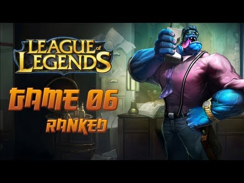 League of Legends Ranked Game 6 - Mundo, Business Attire