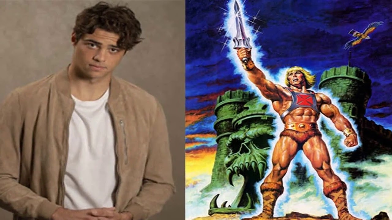 Noah Centineo in Talks to Play He-Man in Sony and Mattel Films' 'Masters of the Universe'