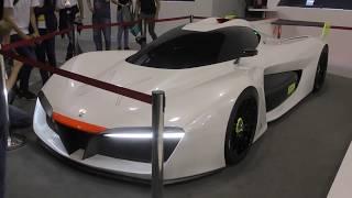 Pininfarina H2 Speed. Best car of IFA 2018.