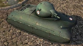 как надо танковать на amx40