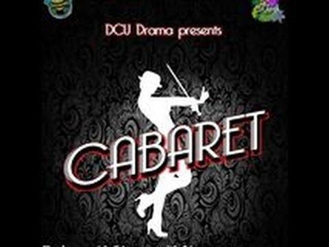 DCU Drama's Cabaret