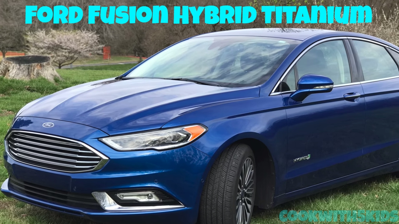 2017 ford fusion hybrid titanium interior features youtube. Black Bedroom Furniture Sets. Home Design Ideas