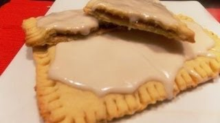 How to make Brown Sugar & Cinnamon POPTARTS