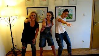Ели ме учи да танцувам стъпките на Silentó - Watch Me (Whip/Nae Nae) #WatchMeDanceOn