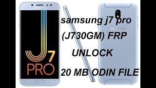 Samsung J7 Sm J730Fm Combination File — Totoku