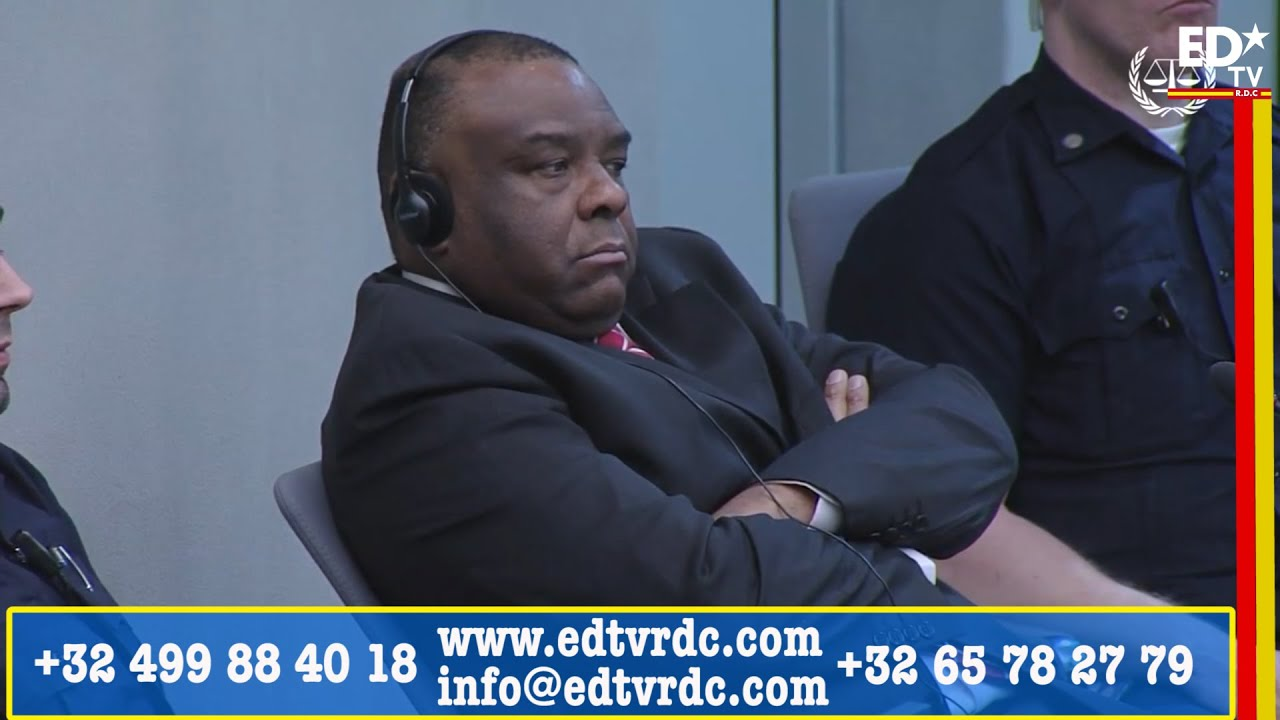 FLASH FLASH: VERDICT, JEAN PIERRE BEMBA RECONNU COUPABLE.
